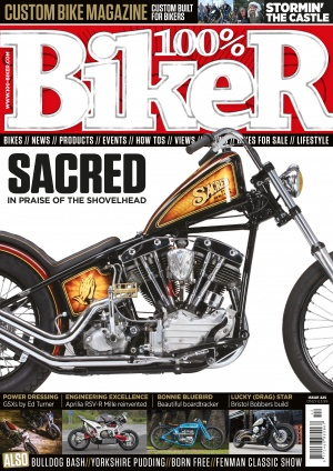 100-biker-issue 232 front cover