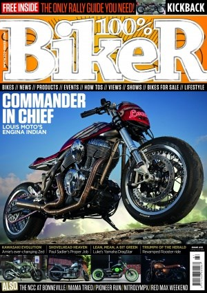 100-biker-issue 233 front cover