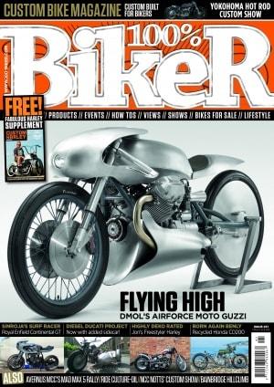 100% Biker - Issue