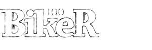 100% Biker - Logo