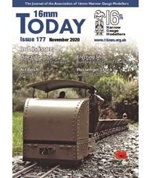 16mm Today No. 177 November 2020