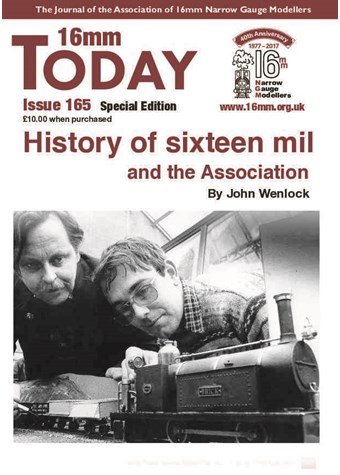 Free Gift: History of Sixteen mil and the Association