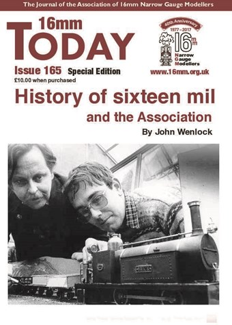 16mm Today No. 165 History of the Association