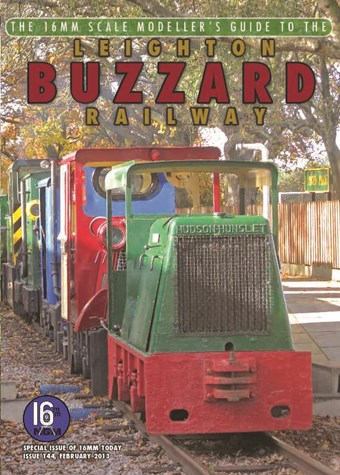 The 16mm Scale Modeller's Guide to the Leighton Buzzard Railway