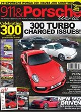 911 and Porsche World Issue 300 front cover
