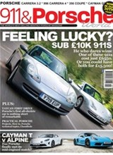 911-and-porsche-world-magazine issue 307 october-2019-cover