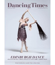 Dancing Times August 2015