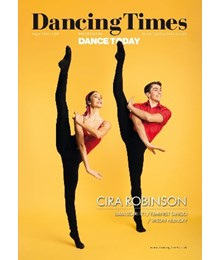 Dancing Times August 2019