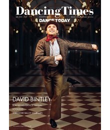 Dancing Times July 2019