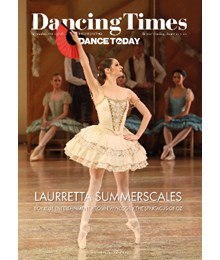 Dancing Times September 18 Issue