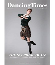 Dancing times July 2015