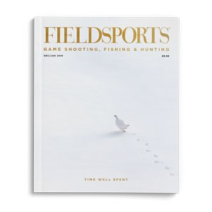 Fieldsports Dec Jan 18 front cover