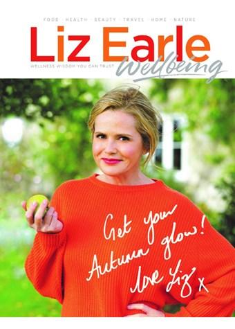 Free Gift: Liz Earle Wellbeing Sep/Oct 2020