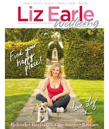 Liz Earle Wellbeing Jan Feb 2021 front cover