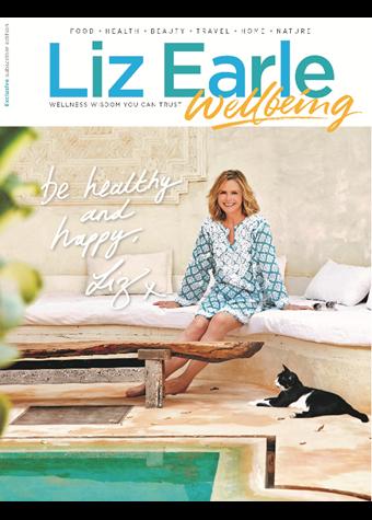 Free Gift: Liz Earle Wellbeing Jul Aug 2020