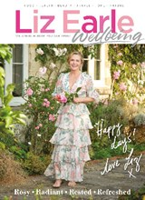 Liz Earle Wellbeing MayJune 2021 issue front cover