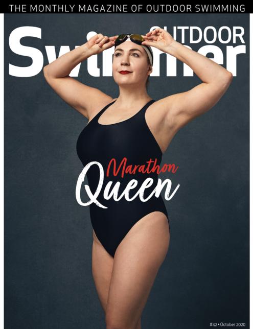 Outdoor Swimmer October 2020