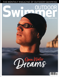 Outdoor Swimmer September 2020 front cover