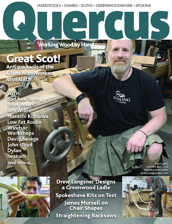Quercus Issue 1 Summer 2020