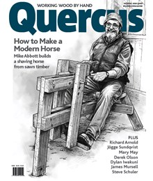 Quercus issue 3 front cover Nov Dec 2020