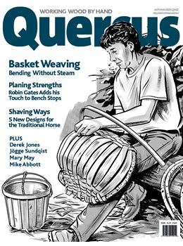 Quercus Issue 3 front cover