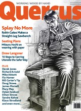 Querucs issue 2 front cover