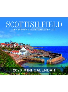 Scottish Field Mini 2020 Calendar