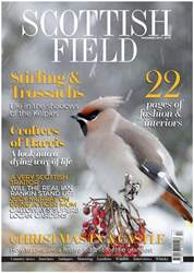 Scottish Field December 2019