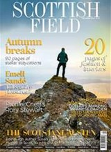 Scottish Field September 2019 front cover