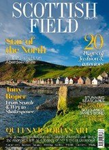 Scottish Field April 2020 Front Cover