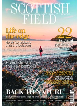 Scottish Field June 2020 front cover