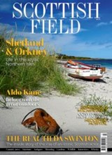 Scottish Field May 2020 front cover