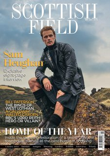 Scottish Field May 2021 front cover