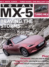 Total MX-5 Winter 19 Issue 14 front cover