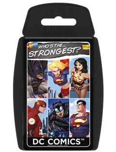 Free Gift: DC Comics Top Trumps Pack