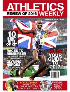 Athletics Weekly 2016 Review