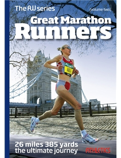 Great Marathon Runners book from Athletics Weekly
