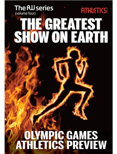 The Greatest Show on Earth book from Athletics Weekly