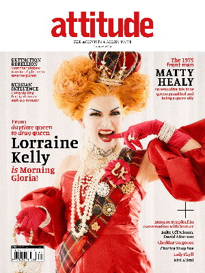 Attitude issue 317 Cover_Lorraine Kelly