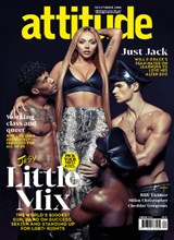 attitude issue 303 Cover Jesy Cover