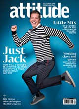 attitude issue 303 Cover SeanHayes