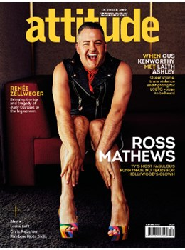 attitude issue 314_Cover_Ross Mathews
