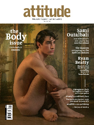 attitude issue 319_Body Issue cover