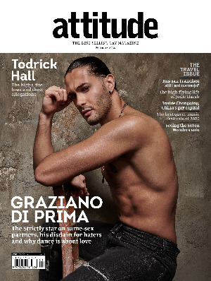 attitude issue 318 Cover Graziano Di Prima