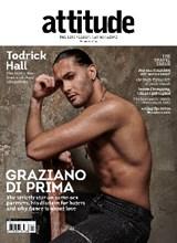 attitude issue 318 Cover Graziano Di Prima