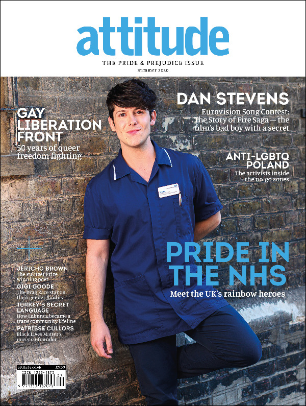 attitude issue 324_Cover NHS