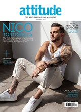 Attitude Issue 328_Nico Tortorella cover