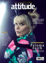 Attitude Issue 330 Paloma Faith front cover