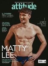 Attitude Issue 336_Cover_Matty Lee