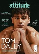 attitude issue 336_Cover_Tom Daley